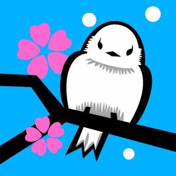 動物・ペットのイラスト描きます 切り絵風(日本風)のイラストです。