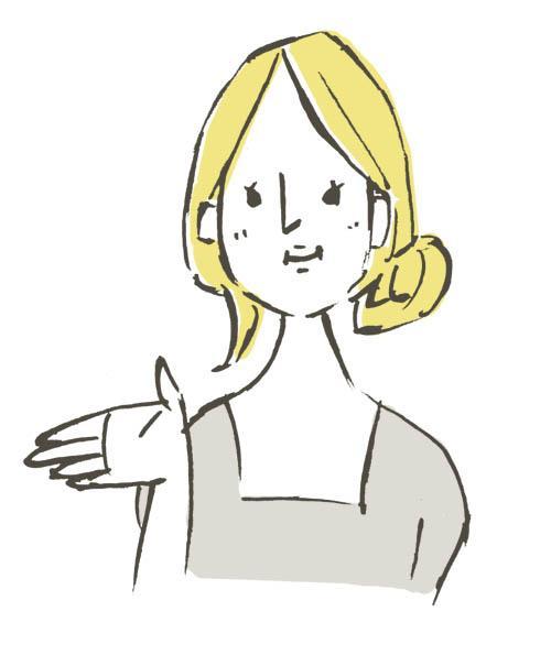 やさしい手描きタッチでちょっとした挿絵・イラスト描きます。