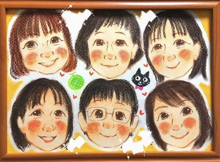 似顔絵に特化したオリジナル絵本を作製します ~誰もが主役になれる世界で1つの宝物~