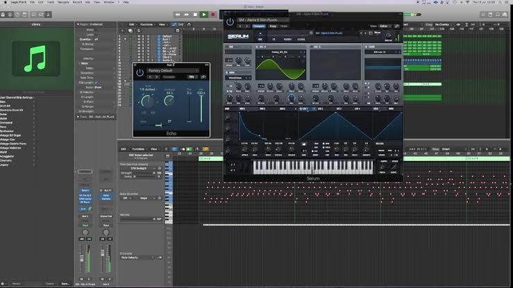楽曲のトラックプロデュース・編曲を制作します 地上波CM、楽曲提供などの実績あり。 イメージ1