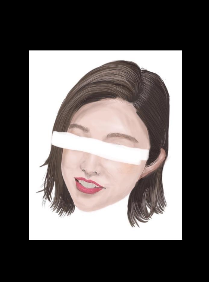リアルな似顔絵を描きます 写真そっくり SNSのアイコンなどに イメージ1