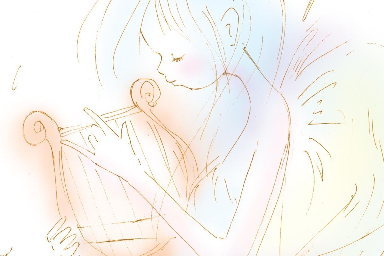 女神さまからのヒミツのメッセージをお届けいたします 【くじけそうな方へ】あなたに必要なメッセージを女神ボイスで♡