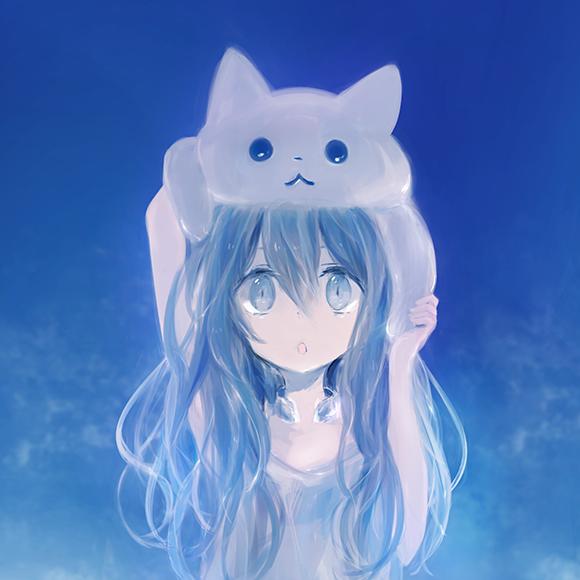 かわいいオリジナルSNSアイコンを制作します お好きなイメージで小猫まりがお描きします。