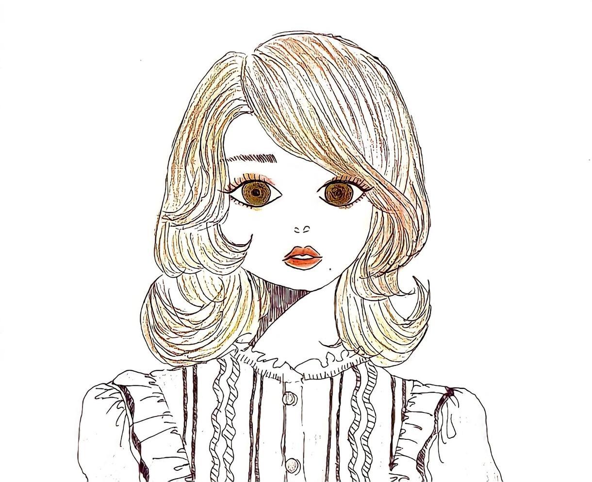 お洒落で個性的なイラスト描きます 似顔絵・アイコン・プレゼントなど! イメージ1