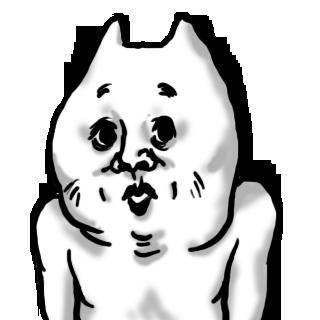 ちょっと変なアイコン画像描きます ちょっと怖い?ちょっとキモい?でも、ちょっと可愛い…?