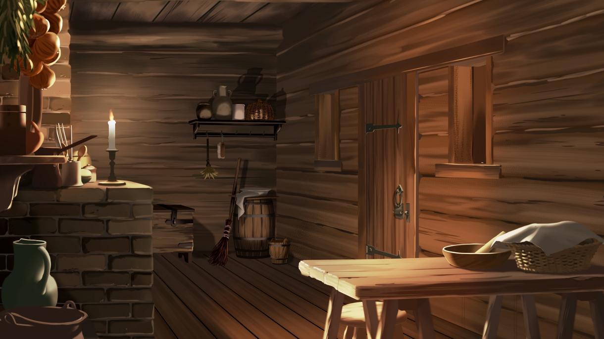 背景イラストお描きします ゲーム背景にオススメ!追加料金なしで商用可 イメージ1