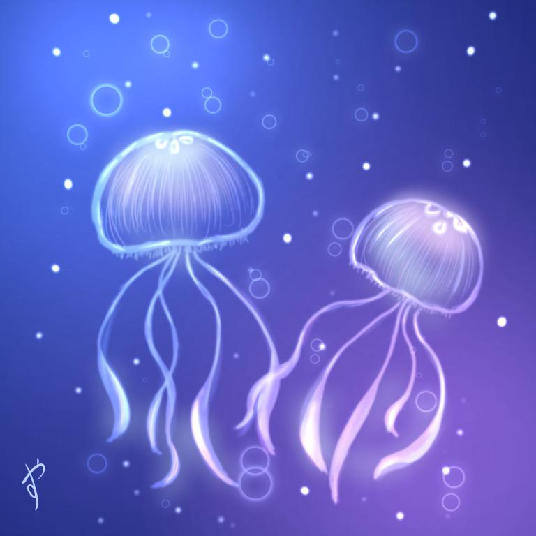 キラキラ 綺麗なイラスト描きます 夜空や海と言ったキラキラして綺麗な風景等を描きます イラスト作成 ココナラ