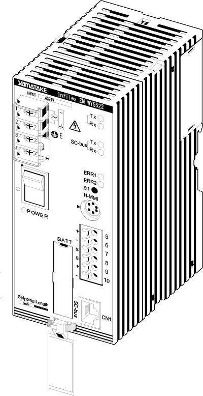 電子機器系イラスト描きますます 3面図からイラストを描きます。