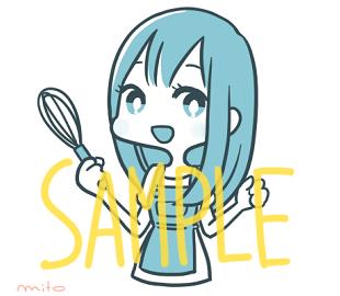 【7月限定!】500円でデフォルメアイコンお描きします!