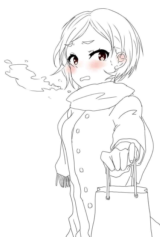 女の子のイラスト描きます SNSのアイコン、ヘッダー、観賞用などにどうぞ