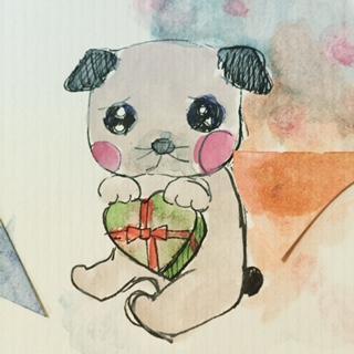 あなたの似顔絵、切り絵でのイメージ画、ペットの絵などお描きします! イメージ1