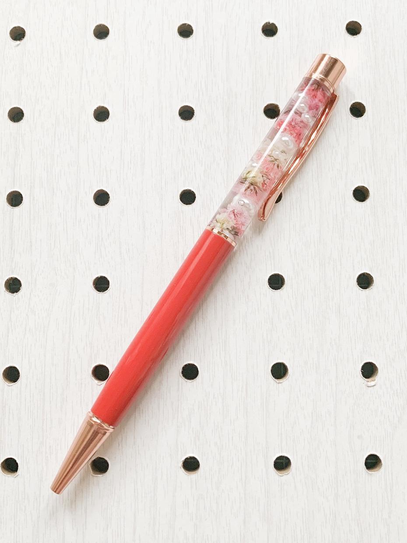 ハーバリウムボールペン作製します フルオーダー人気のボールペン! イメージ1