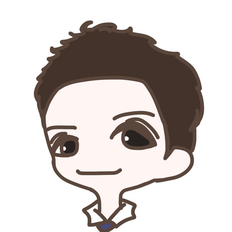 可愛らしい似顔絵アイコン描きます SNSアイコンにお悩みの方向けのデフォルメアイコン!