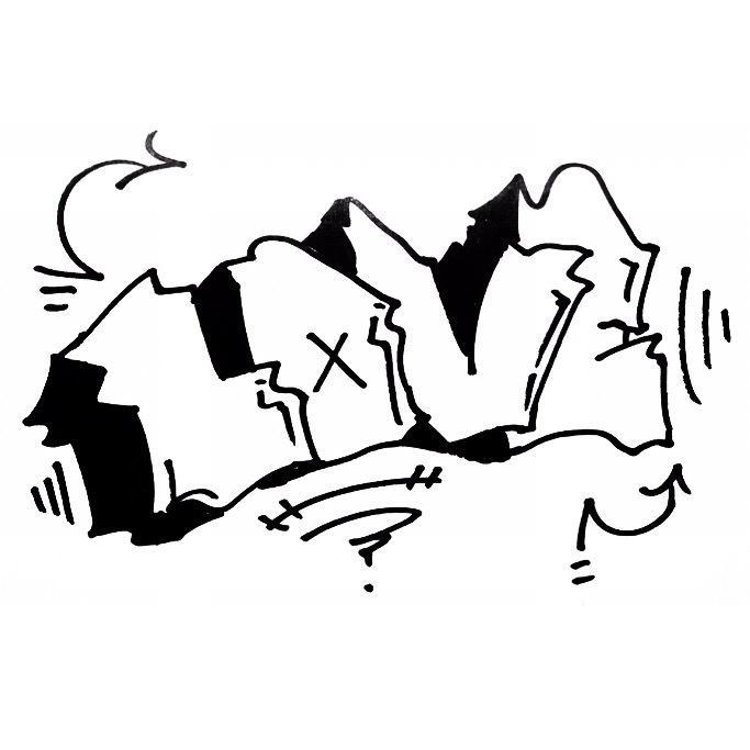 ハイクオリティで『独特な』ロゴデザインを作成します 現役高校生が感性を生かして映えるロゴやデザインを制作します