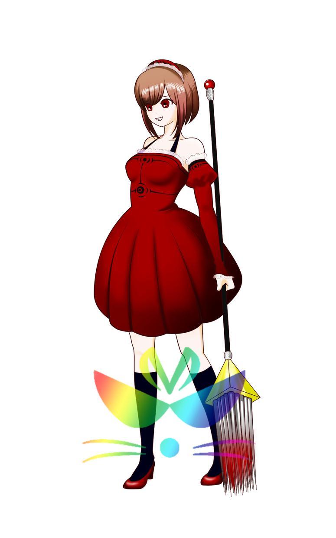 オリジナル全身キャラクターイラスト描きます 同人ゲームや挿絵イラスト、全身なので使いどころ多数です☆