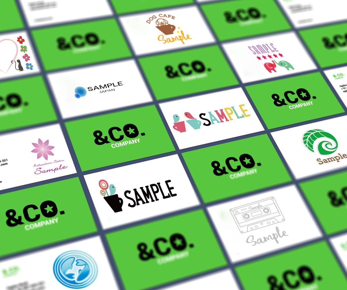企業様、個人様にご満足頂けるロゴをお作りします ☆格安でクオリティ重視のロゴをお作りします☆