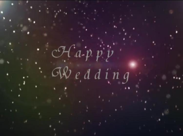 結婚式向け生い立ちムービーを作ります 結婚式や2次会にオススメ!ゲストに感謝の気持ちを伝えよう!