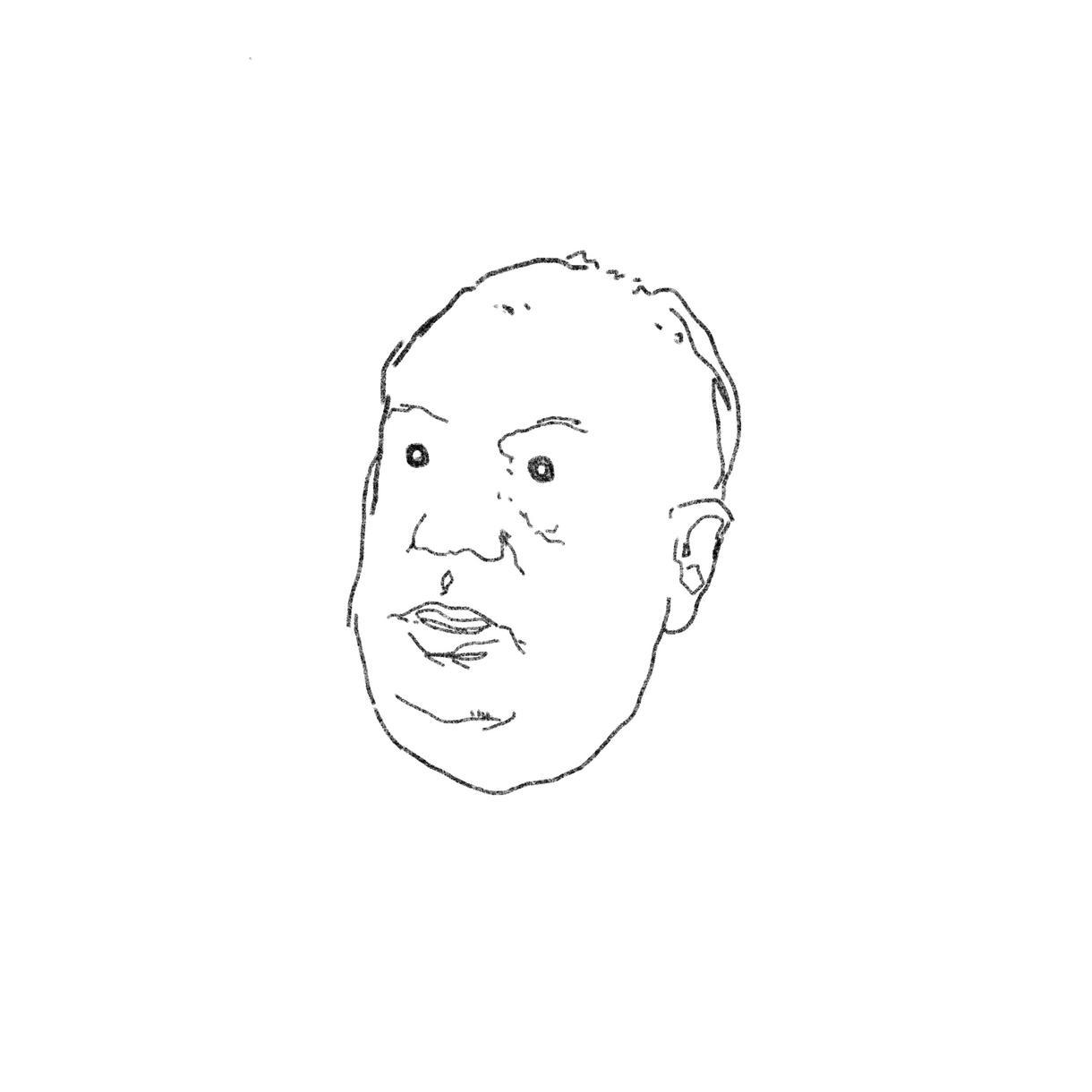 似顔絵、イラストお描きします SNSなどのアイコンにいかがですか?