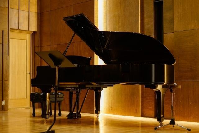ピアノやギター演奏ひき語り等の音きれいに編集します ピアノなど録音した音の余分なノイズをカットしてきれいな音に。 イメージ1