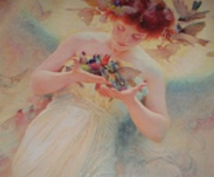 アナログイラストを得意とし デジタル画も描きます ◇フランス人の絵本作家として誠心誠意 描かせていただきます◇