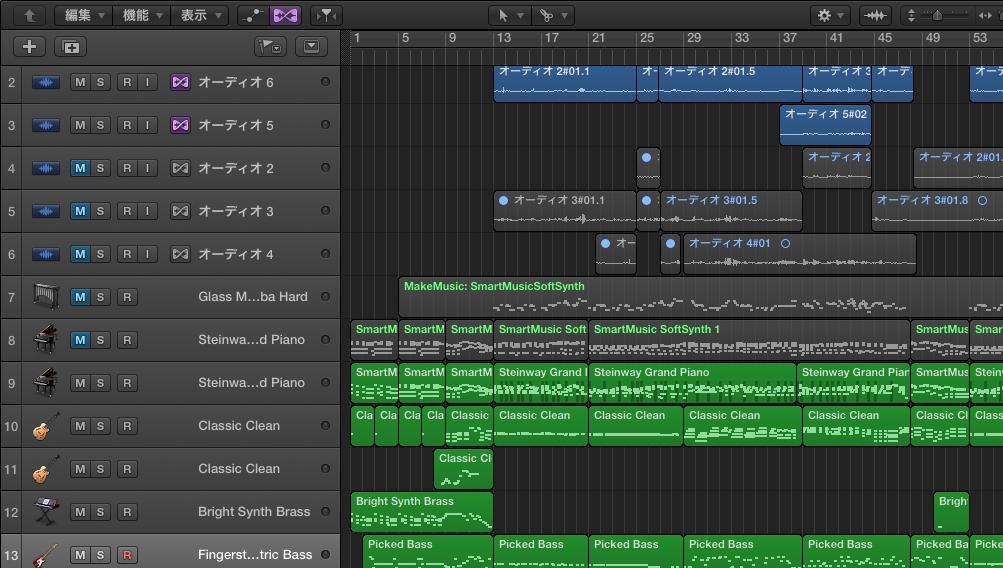 音楽制作します 作曲、編曲(オーケストラ系アレンジできます) イメージ1