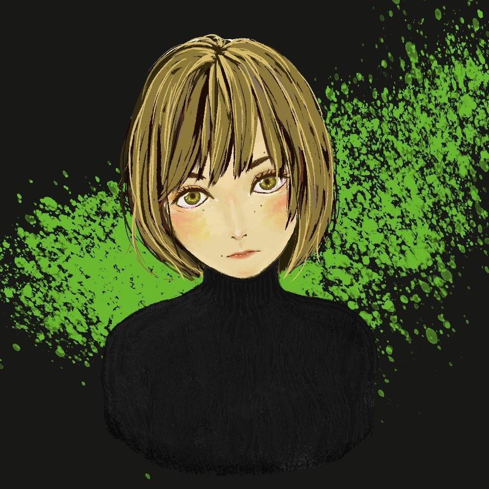似顔絵・アイコン等、簡単なイラスト描きます SNSのアイコンや似顔絵、動画使用の一枚絵に。