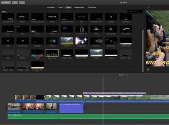 iMovieの使い方相談乗ります YouTubeや結婚式のムービーを自作したい方。