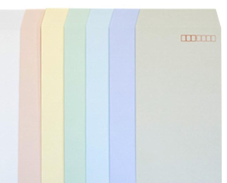 オリジナルの素敵な商用封筒をデザインします 高品質でオシャレなオリジナル商用封筒デザインを格安に