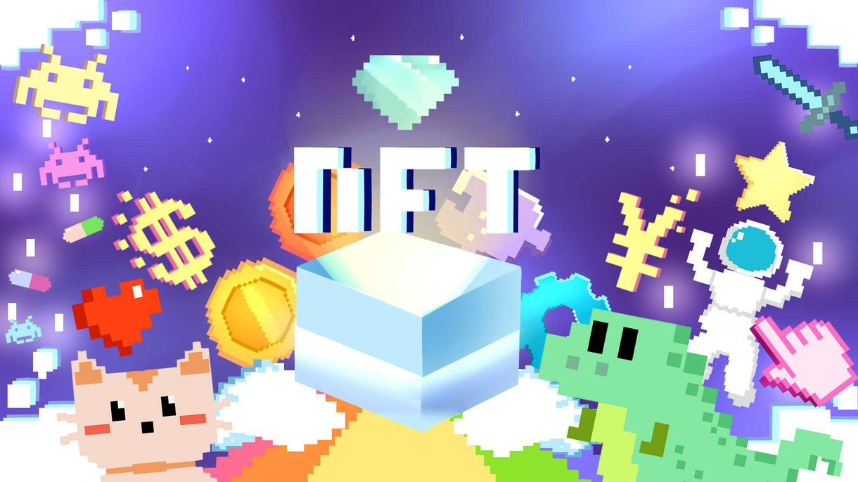 NFT出品用の動画やイラスト作ります NFTのアカウント作成、アップロードも丸投げできます。 イメージ1