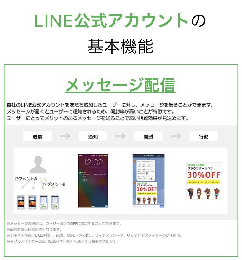 集客に強いLINE公式アカウント*初期作成します 消費者の記憶に残るアカウントで集客を目指しましょう!