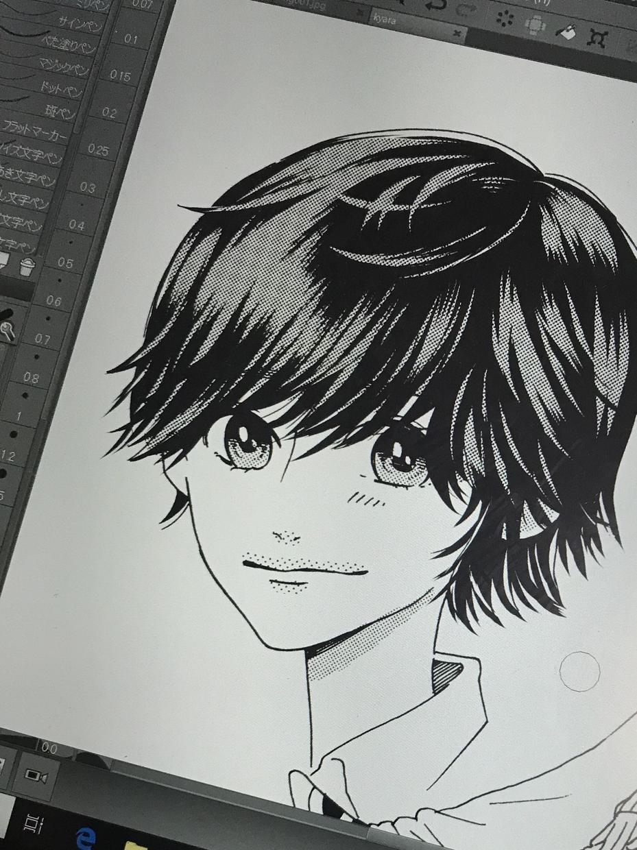 オリジナルアイコン用イラスト描きます *自分好みの男女キャラクターをアイコンにしたいという方へ!