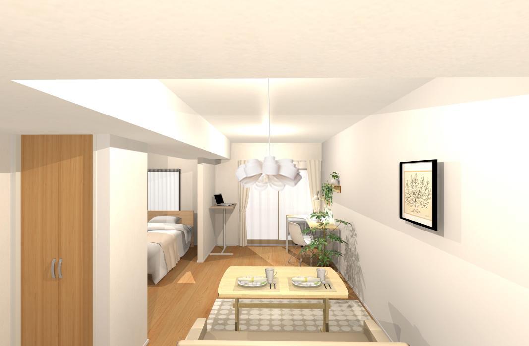 理想のお部屋を素敵にトータルコーディネートします お部屋丸ごとコーディネート!3DとURL付家具リストのご提案 イメージ1