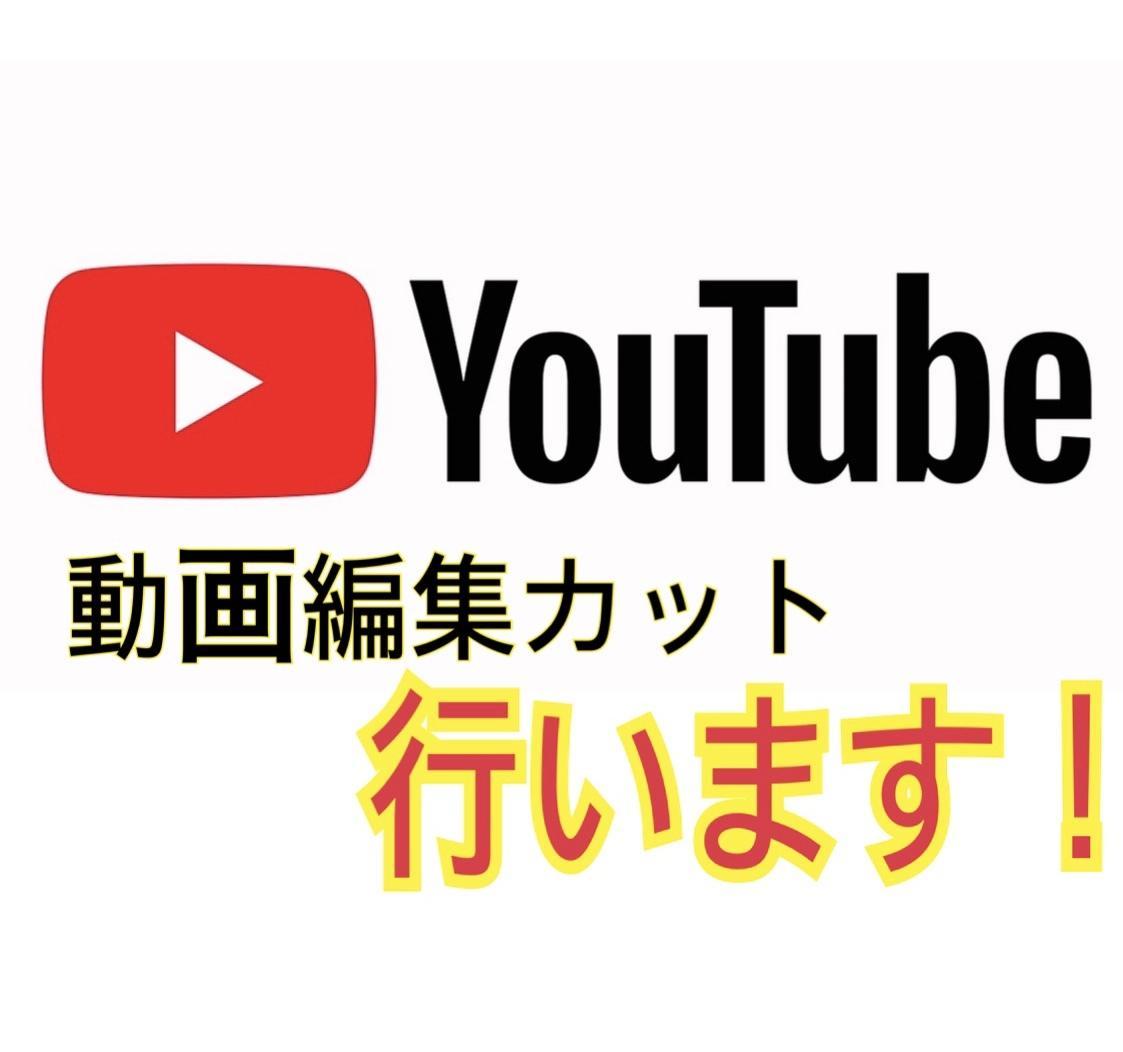 YouTube動画編集カットだけ行います めんどくさいカット編集代行します! イメージ1