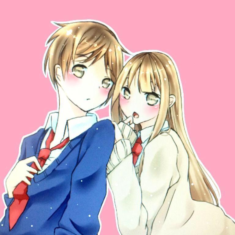 Coupleペア画描きます!