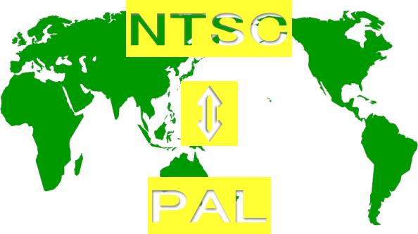 海外DVD(PAL)国内(NTSC)方式変換します 海外で購入したDVDが再生出来ない➡国内で再生OKにします