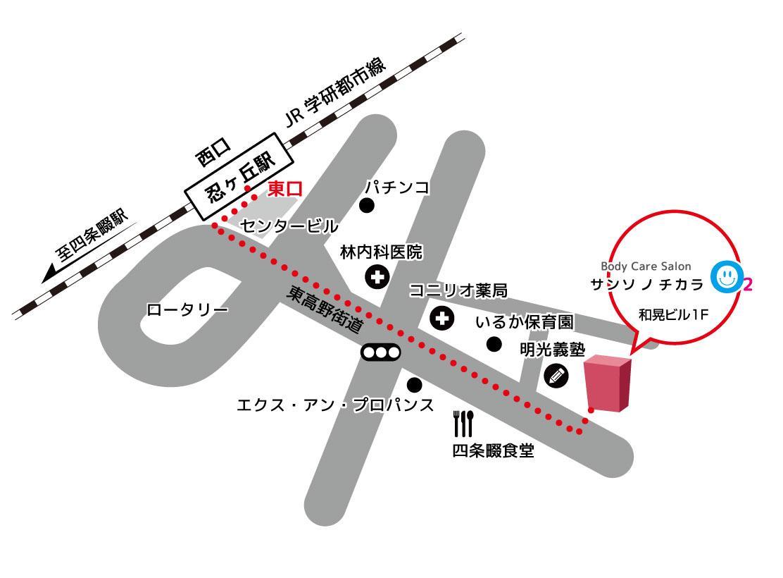 超速!大好評! アイコン付きカラー 地図作ります 情報を整理し手書き地図をキレイに現役プロがデザインします!