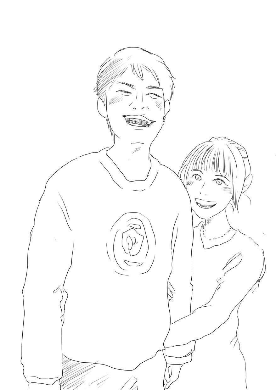 結婚式等で使える感動的なパラパラ漫画を提供します 普段言えない想いをパラパラマンガに乗せて