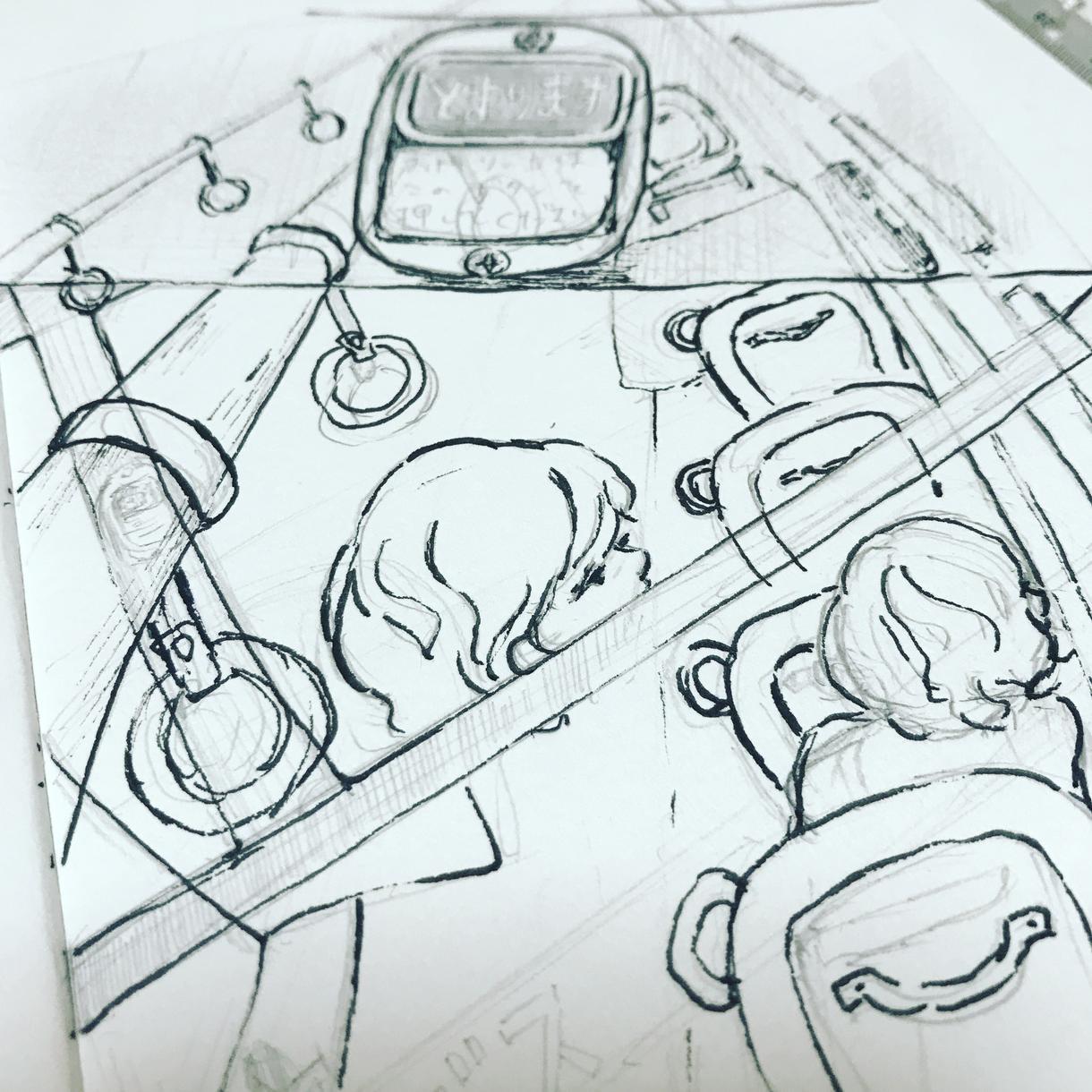 手書きイラスト、似顔絵描きます SNSのアイコンを新しくしたい方、似顔絵を描いて欲しい方へ