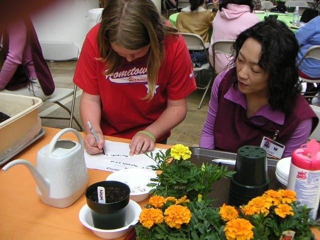 リハビリ、レクで園芸療法!認定園芸療法士が教えます 植物で人を癒す園芸療法。やり方、プログラムをオンラインで紹介 イメージ1
