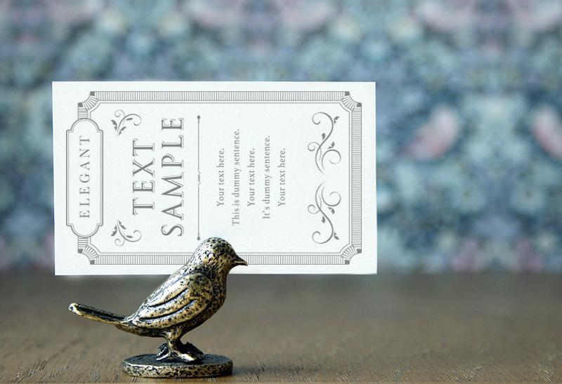 デザインでお困りの方★名刺やカードお作りします ずっと取っておいてもらえるカードにしませんか?