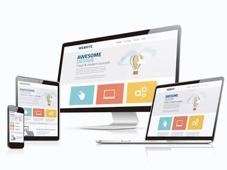 ホームページの作成を行います はじめての企業ホームページや手軽にホームページを持ちたい方に