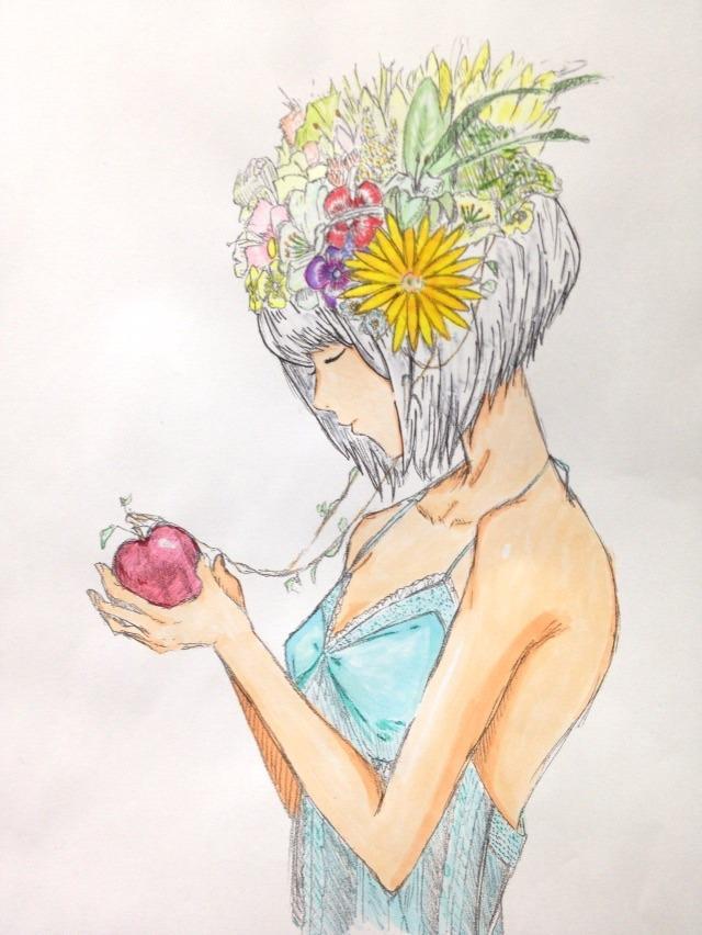 あなたの好きなキャラクターの絵書きます!