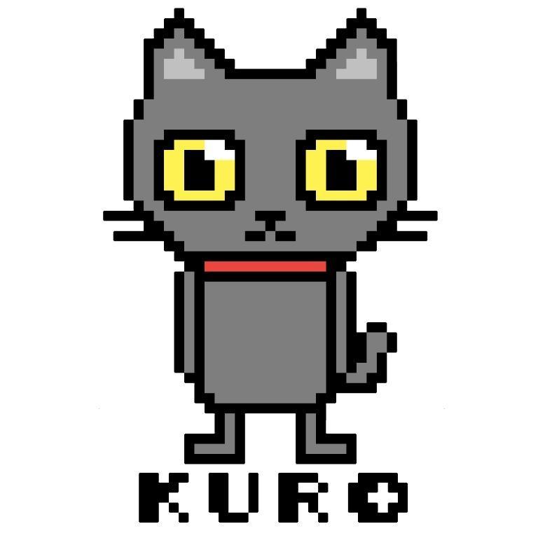 愛猫のドット絵作成します あなたの愛猫をモデルにドット絵を作成します。