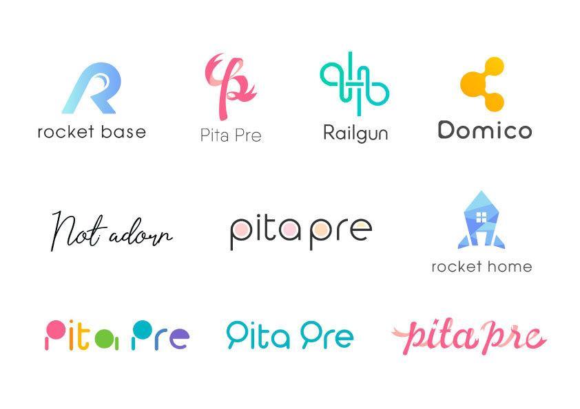 プロデザイナーが、イメージや想いをカタチにします コンセプトのこもったロゴを、愛を持って制作いたします。