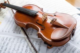 ヴァイオリニストによるレッスンが受けられます 初心者様から!年齢制限無し!本格的なレッスンを受けられます♫