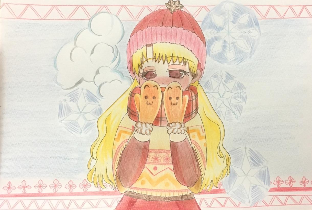 少女漫画タッチでイラスト描きます。似顔絵も承ります 90~00年代画風のふんわり暖かな絵でお届けします。