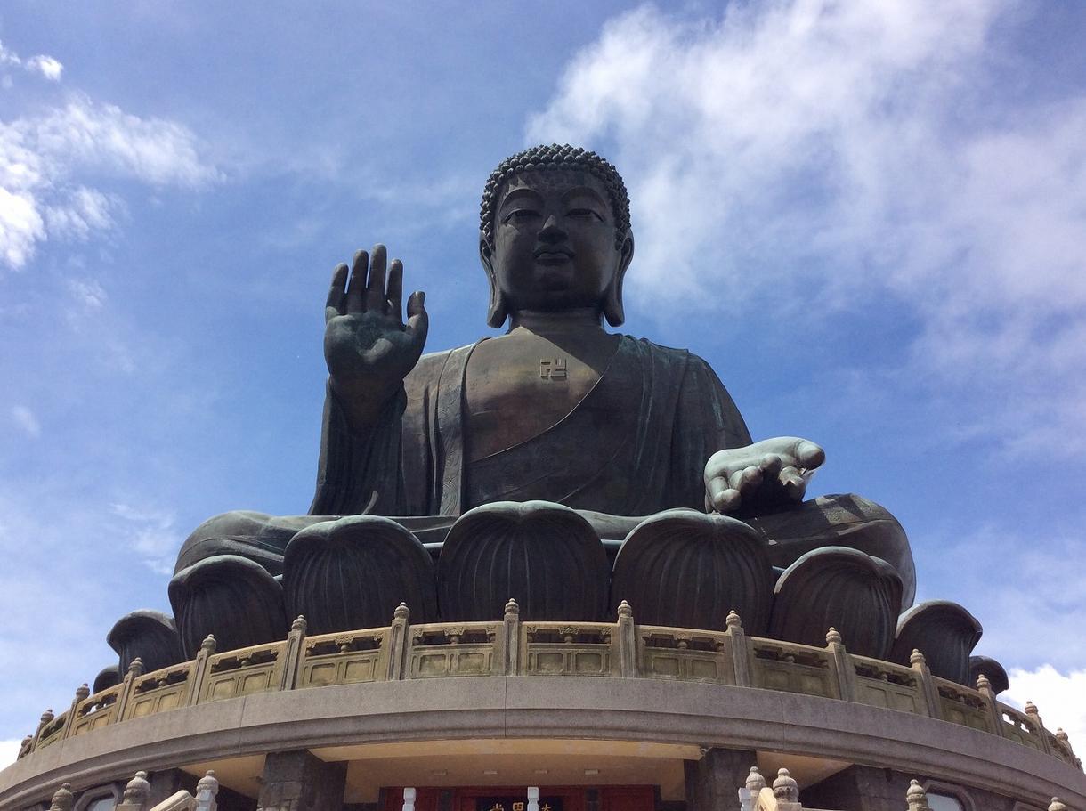 旅の写真の提供をします 香港(天壇大仏/寶蓮寺)の写真を提供します。
