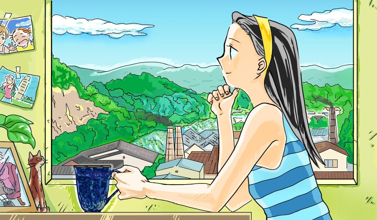 商用可◎コミック調イラスト作成します 色彩豊かで爽やかな作風。デッサン基礎に基づいた作画です。 イメージ1