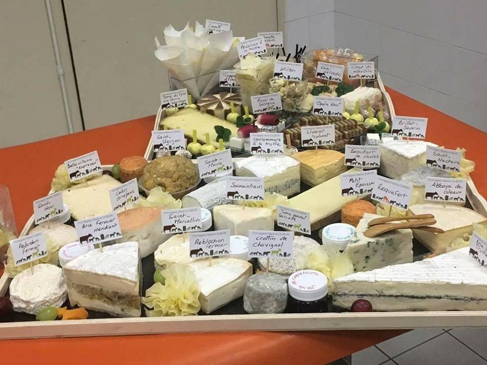 ナチュラルチーズ、海外乾物の魅せ方相談お受けします 企業、レストランのスタッフ様向けにチーズのノウハウ教えます イメージ1