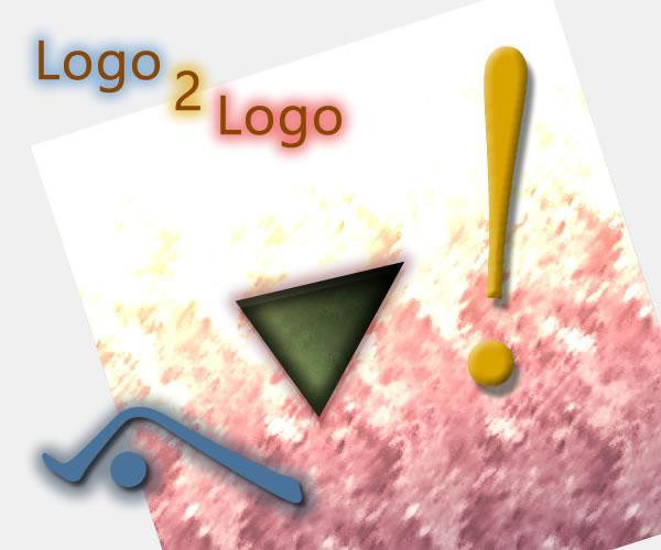 ロゴをブラッシュアップします なんだか物足りないロゴに一工夫